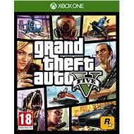 Grand Theft Auto V - Konsolespiel