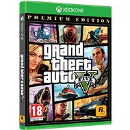 Grand Theft Auto V Premium Edition - Xbox One - Konsolenspiel