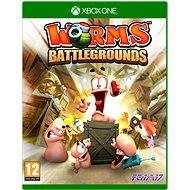 Worms Battleground - Xbox One - Konsolenspiel