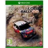 Sébastien Loeb Rally EVO - Xbox One - Spiel für die Konsole