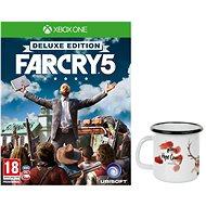 Far Cry 5 Deluxe Edition + Originální Hrnek - Xbox One - Spiel für die Konsole