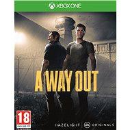 A Way Out - Xbox One - Spiel für die Konsole