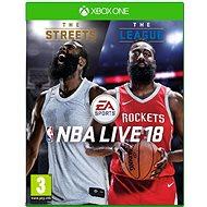 NBA Live 18 - Xbox One - Konsolenspiel