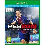 Pro Evolution Soccer 2018 Premium Edition - Xbox One - Spiel für die Konsole