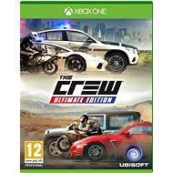 The Crew Ultimate Edition Xbox One Konsolenspiel - Spiel für die Konsole