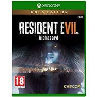Resident Evil 7: Biohazard Gold Edition - Xbox One - Spiel für die Konsole