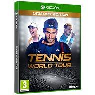 Tennis World Tour - Legendäre Ausgabe - Xbox One - Spiel für die Konsole
