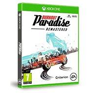 Burnout Paradise Remastered - Xbox One - Spiel für die Konsole