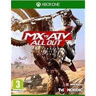 MX vs. ATV - Alles raus - Xbox One - Spiel für die Konsole