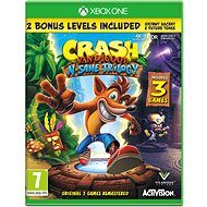 Crash Bandicoot N Sane Trilogy - Xbox One - Konsolenspiel