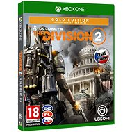 Tom Clancys The Division 2 Gold Edition - Xbox One - Konsolenspiel