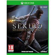 Sekiro: Shadows Die Twice - Xbox One - Konsolenspiel