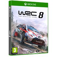 WRC 8 The Official Game - Xbox One - Konsolenspiel