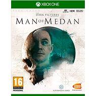 The Dark Pictures Anthology: Man of Medan - Xbox One - Konsolenspiel