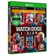 Konsolenspiel Watch Dogs Legion Gold Edition - Xbox One