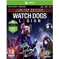 Watch Dogs Legion Limited Edition - Xbox One - Konsolenspiel