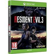 Resident Evil 3 - Xbox One - Konsolenspiel