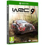 WRC 9 The Official Game - Xbox One - Konsolenspiel