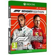 Konsolenspiel F1 2020 - Seventy Edition - Xbox One