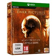 The Dark Pictures Anthology: Volume 1 - Man of Medan and Little Hope Limited Edition - Xbox One - Konsolenspiel