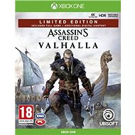 Assassins Creed Valhalla - Limited Edition - Xbox One - Konsolenspiel