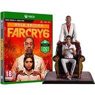 Far Cry 6: Gold Edition + Antón and Diego - figurka - Xbox - Hra na konzoli