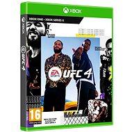 UFC 4 - Xbox One - Konsolenspiel