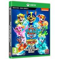 Paw Patrol: Mighty Pups Save Adventure Bay - Xbox One - Konsolenspiel
