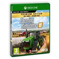 Farming Simulator 19: Premium Edition- Xbox One - Konsolenspiel