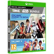 The Sims 4: Star Wars - Journey to Batuu bundle (Komplettes Spiel + Erweiterung) - Xbox One - Konsolenspiel