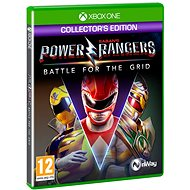 Power Rangers: Battle for the Grid - Collectors Edition - Xbox One - Konsolenspiel