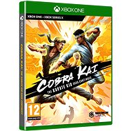 Cobra Kai: The Karate Kid Saga Continues - Xbox One - Konsolenspiel