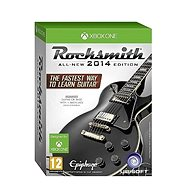Rocksmith 2014 Edition + Guitar Cable - Xbox One - Konsolenspiel