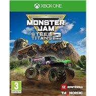 Monster Jam: Steel Titans 2 - Xbox - Konsolenspiel