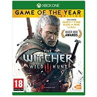 The Witcher 3: Wild Hunt - Game of the Year Edition - Xbox - Konsolenspiel