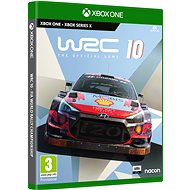 WRC 10 The Official Game - Xbox - Konsolenspiel