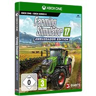 Farming Simulator 17: Ambassador Edition - Xbox - Konsolenspiel