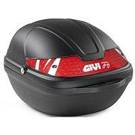 GIVI CY14N (s montážní sadou na nosič kola - bicyklu) 13,5L - moto Koffer