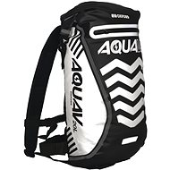 OXFORD vodotěsný batoh Aqua V20 Extreme Visibility, (černá/reflexní prvky, objem 20l) - Zubehör
