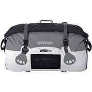 OXFORD vodotěsný vak Aqua70 Roll Bag, (bílý/šedý, objem 70l) - Zubehör