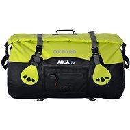 OXFORD vodotěsný vak Aqua70 Roll Bag, (černý/fluo, objem 70l) - Zubehör