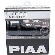 Autožárovky PIAA Hyper Arros 3900K H1 - o 120 procent vyšší svítivost, zvýšený jas - Auto-Glühlampe