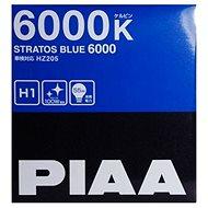 Autožárovky PIAA Stratos Blue 6000K H1 - studené bílé světlo s xenonovým efektem - Auto-Glühlampe