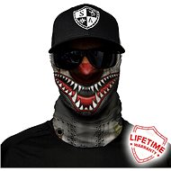 SACO Face shield - Tiger shark - Tuch