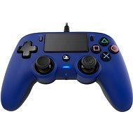 Gamepad Nacon Wired Compact Controller PS4 - blau
