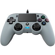 Gamepad Nacon Wired Compact Controller PS4 - Silber