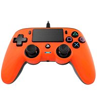 Gamepad Nacon Wired Compact Controller PS4 - Orange