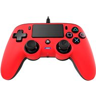 Nacon Wired Compact Controller PS4 - rot - Gamepad