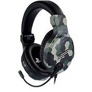 BigBen PS4 Stereo Headset v3 - grün - Gaming Kopfhörer