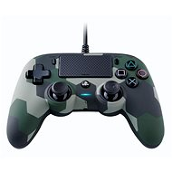 Gamepad Nacon Wired Compact Controller PS4 - Camouflage grün